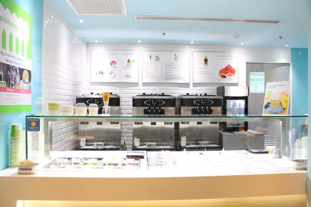 Pinkberry Frozen Yogurt | foodpanda Magazine
